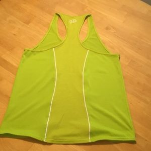 Under Armour semi fitted tank